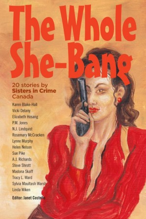The Whole She-Bang cover