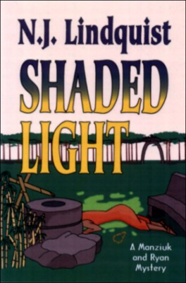 Shaded Light hardcover cover